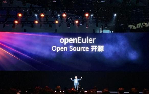 华为欧拉系统,或将成为挑战微软Win服务器操作系统